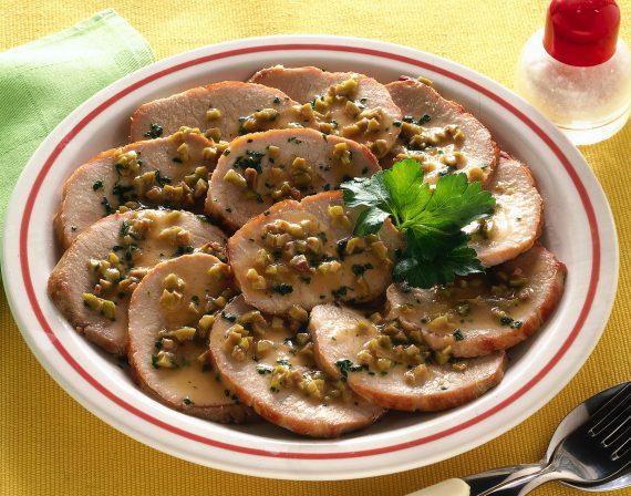 Arrosto alle olive