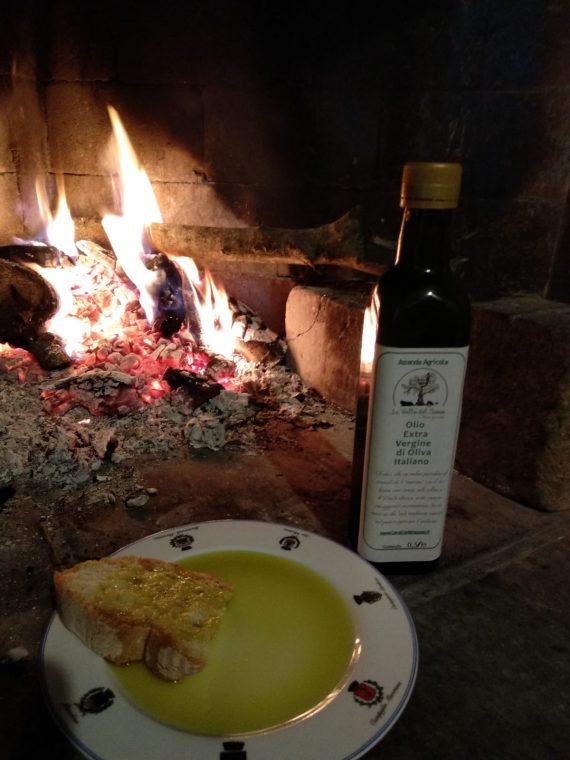 Bruschetta all'olio novo e ciccia… la stagione della bontà torna in tavola a fine novembre!