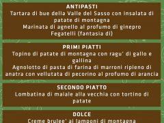 Una serata ruspante… la #RiscossaContadina in tavola a Toscani da Sempre!